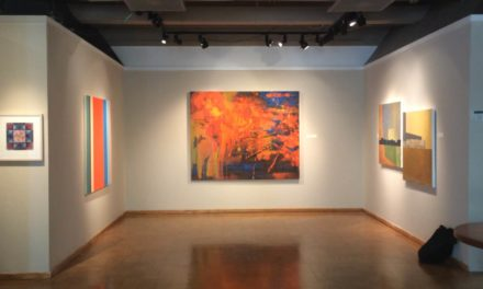 KCC Faculty Art on Display at Koa Gallery