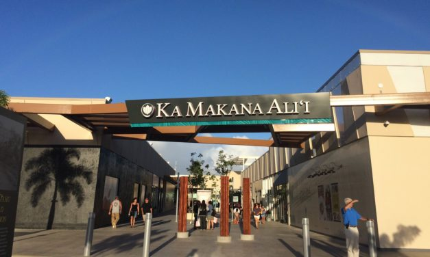 New Ka Makana Aliʻi Mall Opens in West Oʻahu