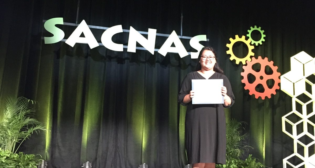 KCC Wins SACNAS Award for the 4th Year