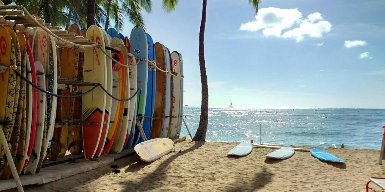 Learning to Surf: An Unofficial 'how to' Guide