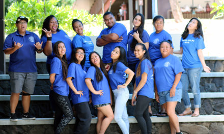 Have No Fear, The Ho'okele Peer Mentors Are Here