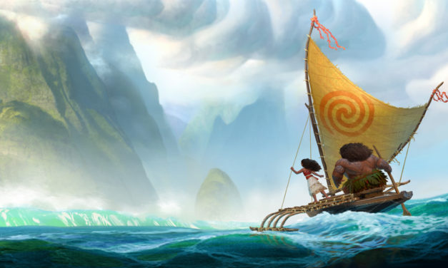 Review: Disney Delivers With Impressive 'Moana'