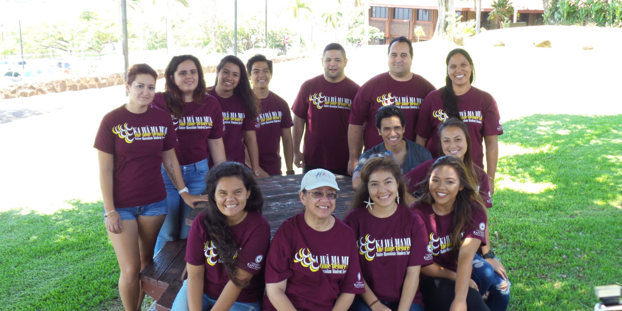Kapo'oloku Program Reaches Out to Native Hawaiians and Others