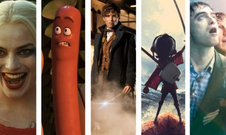 Ranking the Movies of 2016