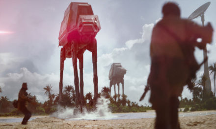 Review: 'Rogue One' Boasts Greatest 'Star Wars' Action