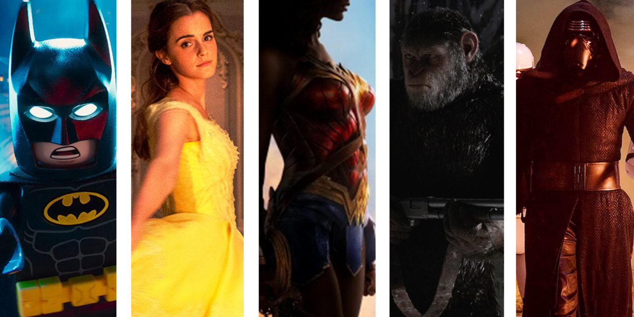 20 Movies to Look Forward to in 2017