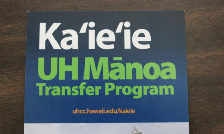 Kaʻieʻie Program Eases Students' Transfer to Mānoa