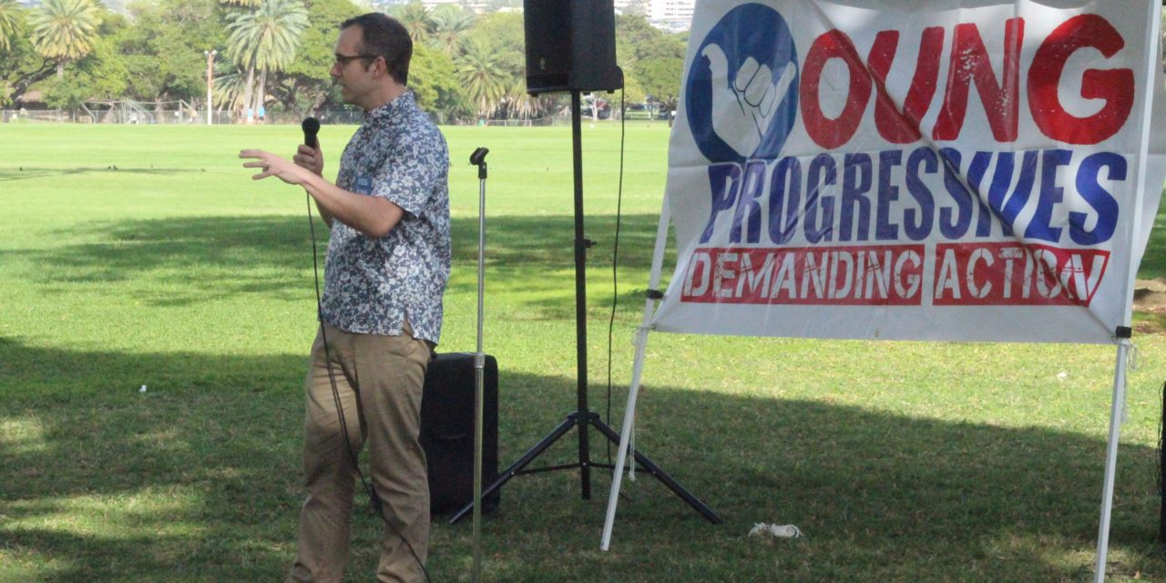 Rally for Economic Justice Seeks Minimum Wage Increase