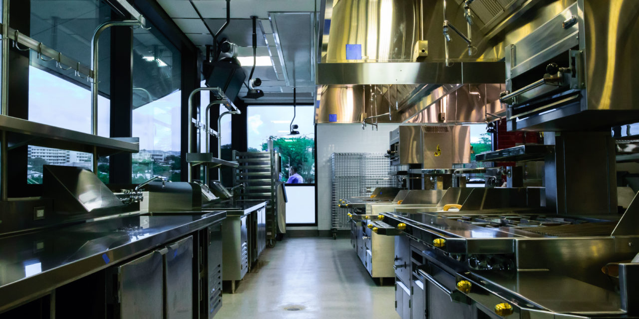 Culinary Institute of the Pacific Holds 1st Event