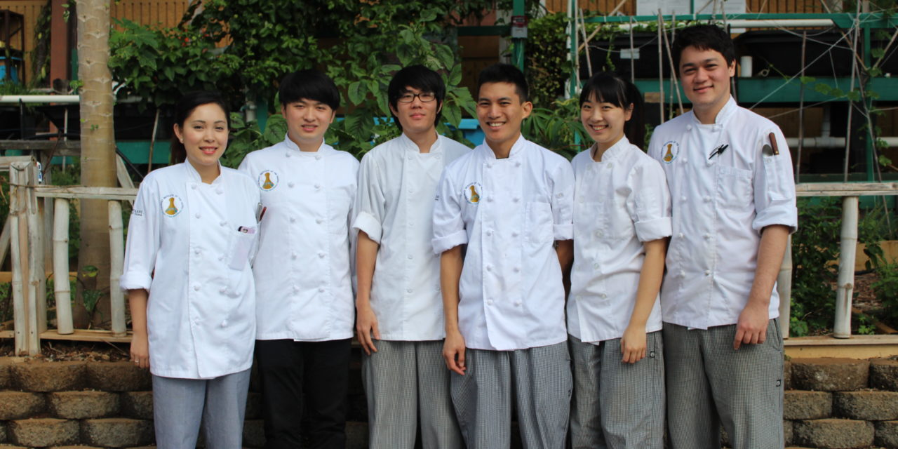 KCC's Culinary Team Wins Gold, Heading to Finals