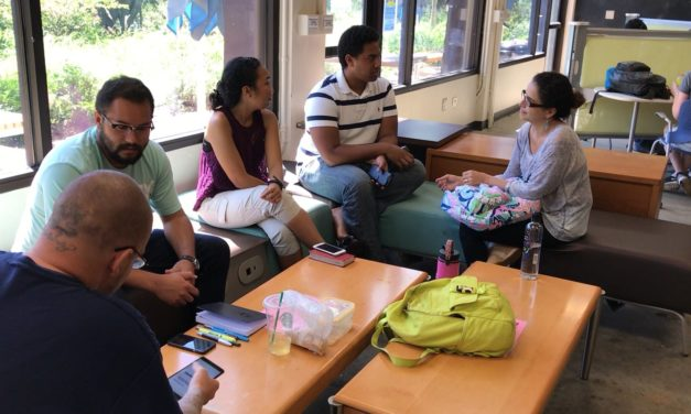 Minds Above Ministry Club Provides Fellowship for Christian Students