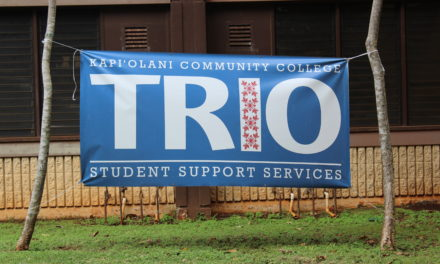 TRIO SSS Provides Campus Resources, Job Opportunities