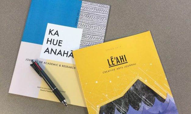 Students Share Published Work at Journal Release Event