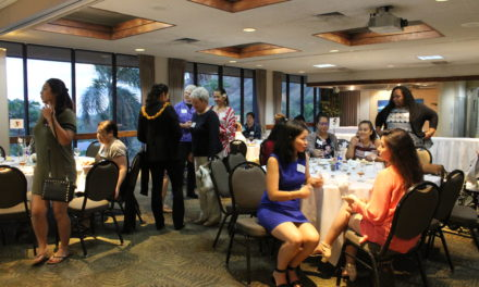 Lunalilo Scholars Celebrate at First-Ever Gathering