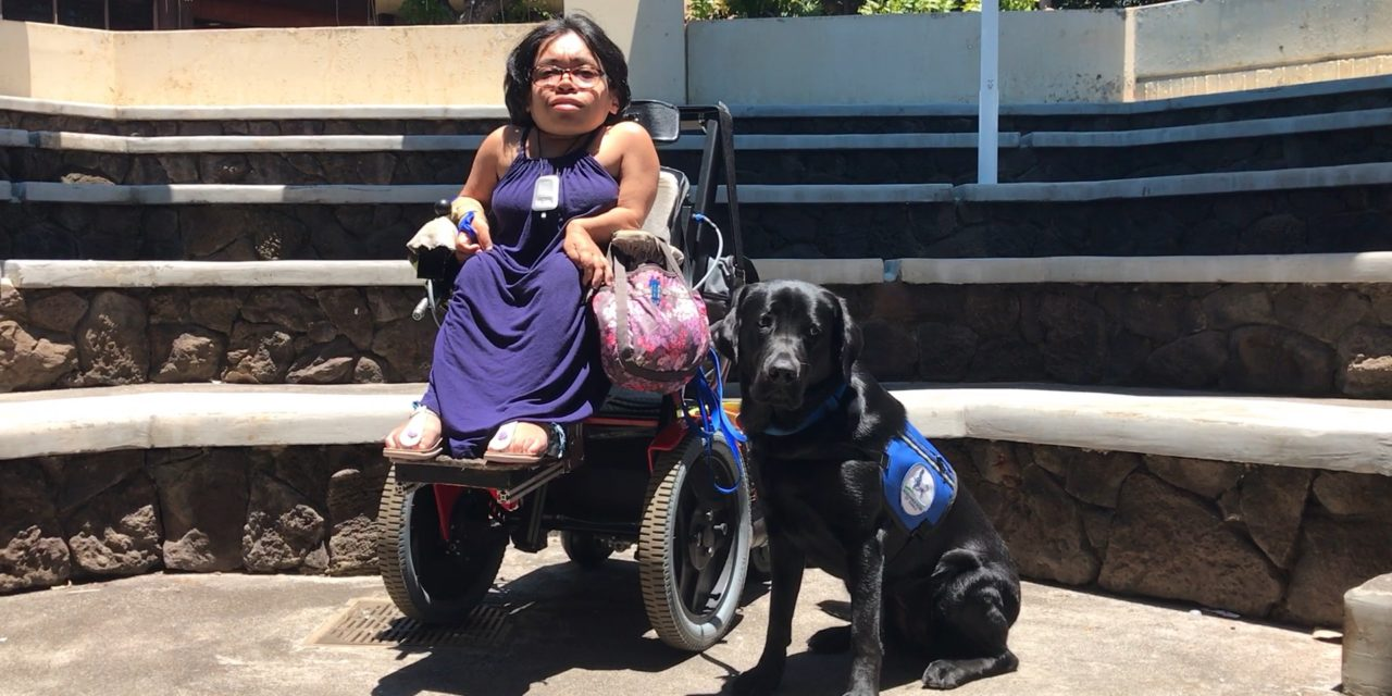 KCC Student Opens Up About Her 'Disability'
