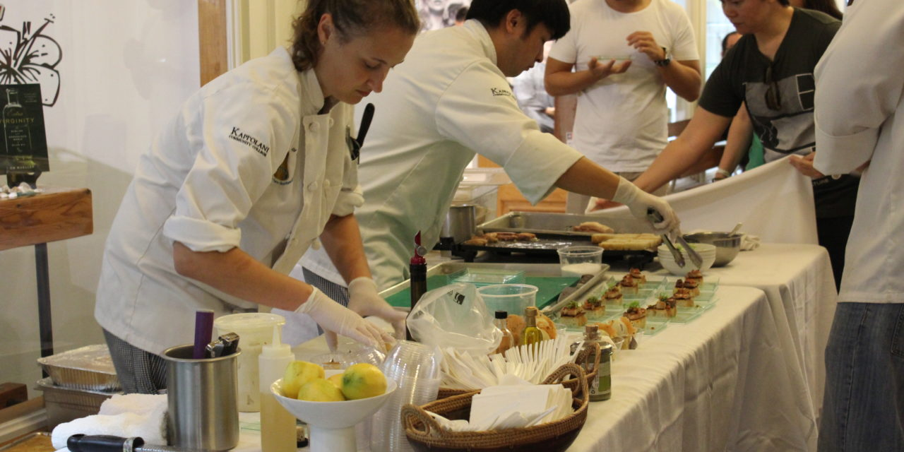 Team Hawaiʻi Provided Live Demonstration, Preparing for National Competition