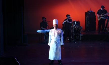 Coolin'aire Production Performs for the First Time