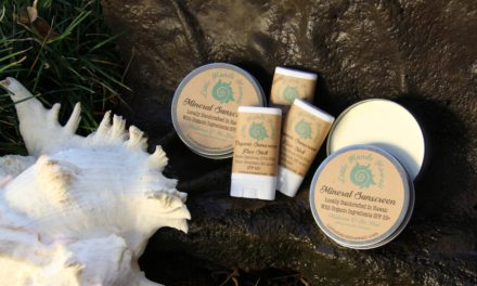 Little Hands Hawaiʻi Offers Local, Organic Sunscreen