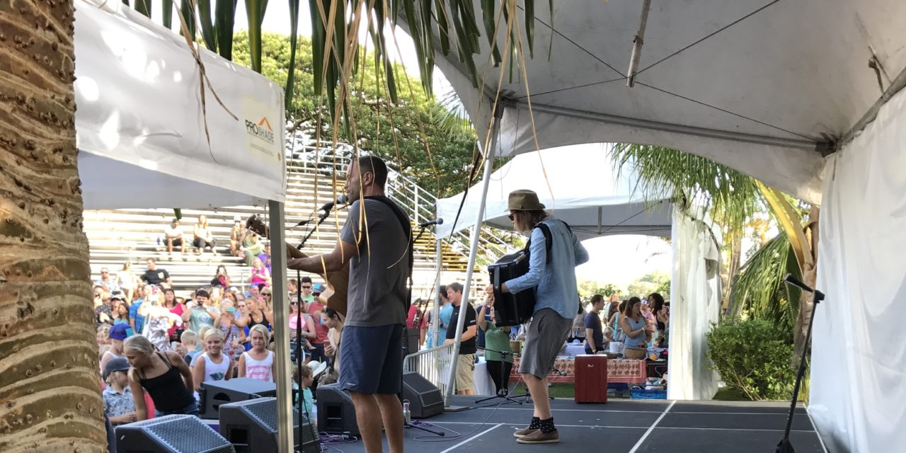 Proceeds from Jack Johnson Concerts Support Local Nonprofit