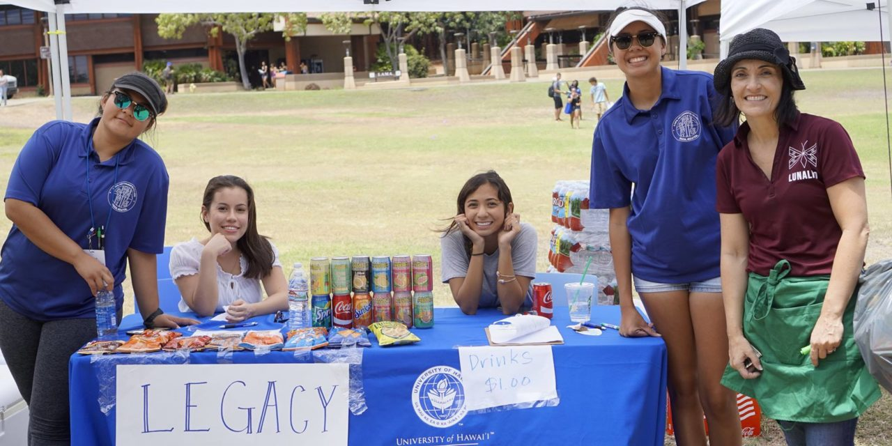 Legacy Club to Host First Meeting