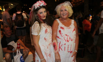 Word on the Street: Waikiki Halloween Costumes