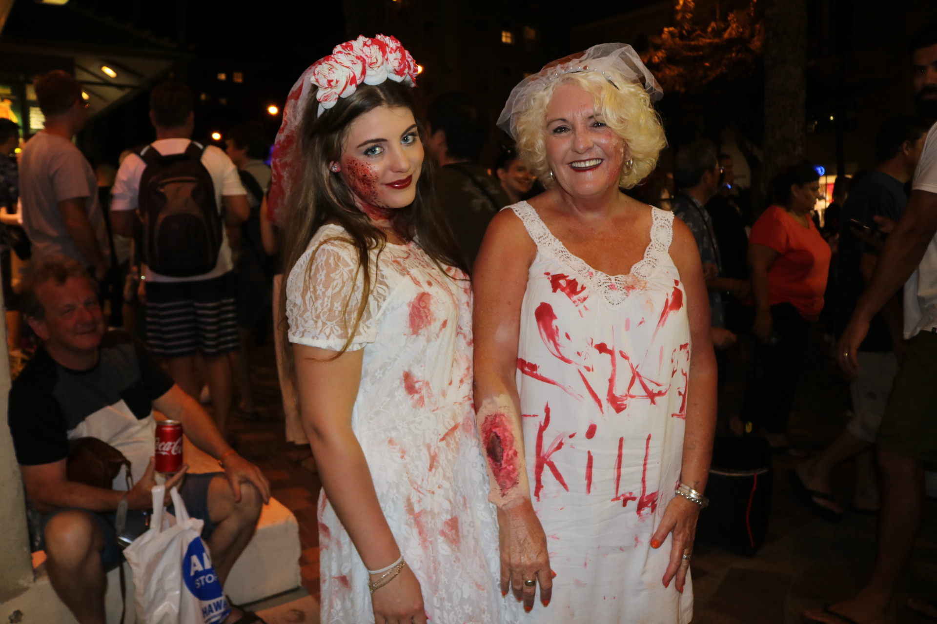 word on the street: waikiki halloween costumes | kapi'o news
