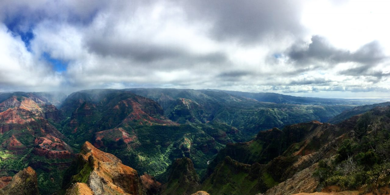 Adventure Kaua'i on a Budget