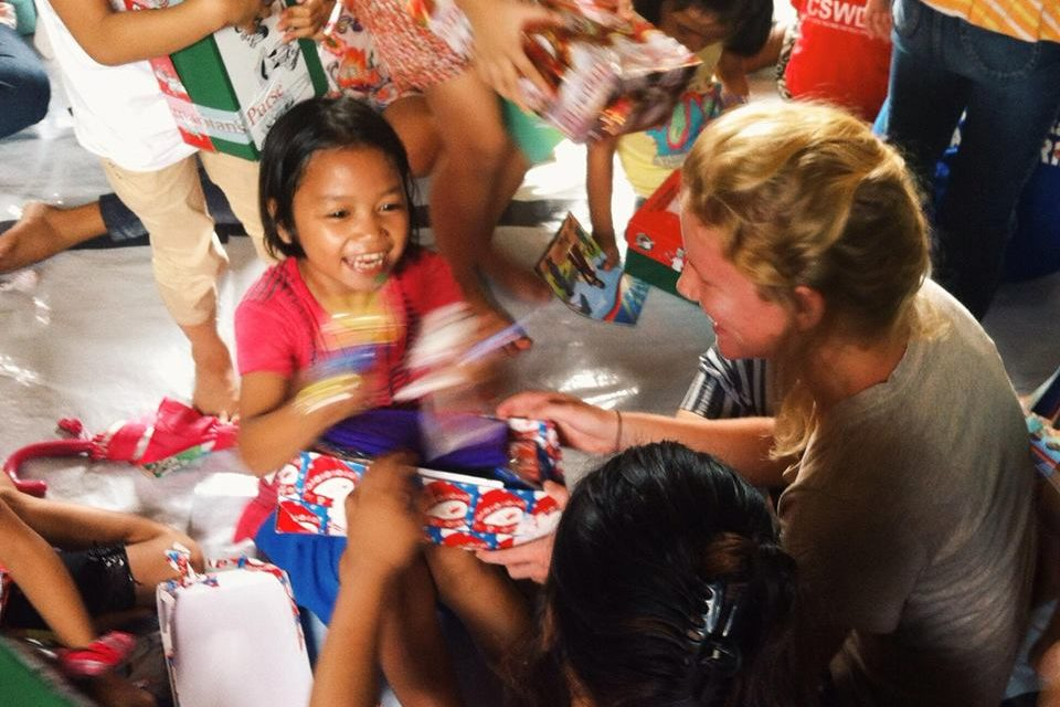 Experiencing 'Operation Christmas Child' Around the Globe