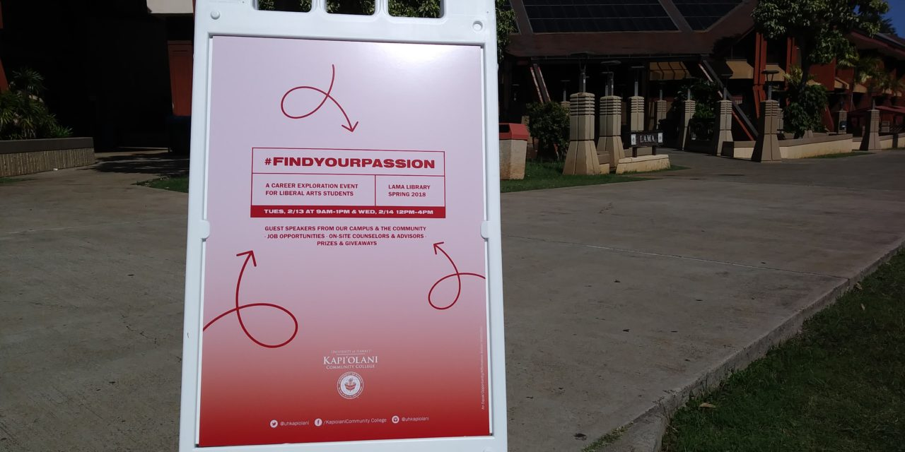 KCC to Host 1st #FindYourPassion Event