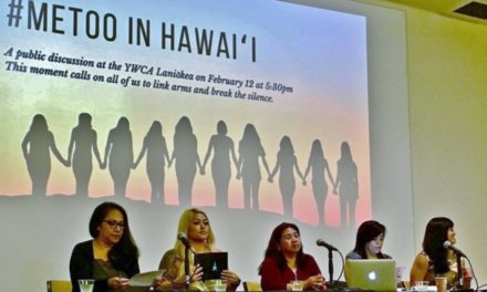 Women Share Emotional #Metoo Experiences in Honolulu