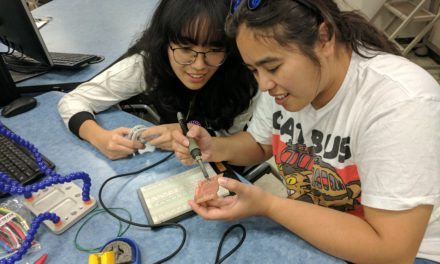 National Science Foundation Grants Support STEM Students