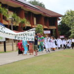 Students March in International Parade of Cultures