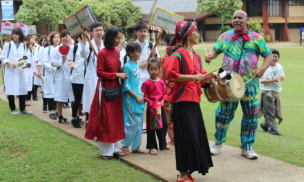 KCC's 31st International Festival to Celebrate International Year of Indigenous Languages