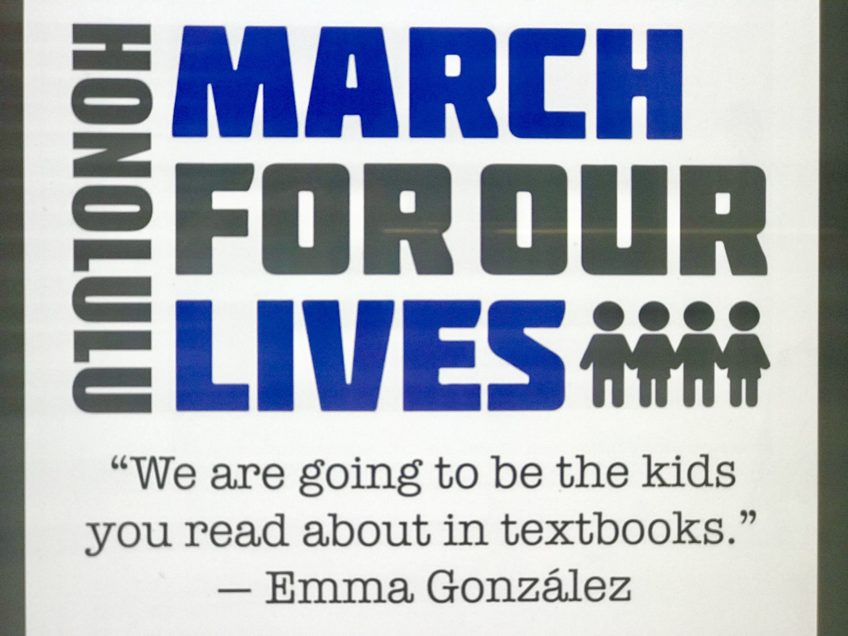 March For Our Lives Event