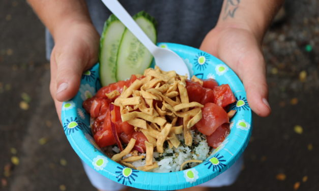 Review: Hale'iwa Food Trucks Offer Fresh, Delicious Options