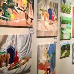 Koa Gallery Hosts Student Show With Paintings, Sculptures