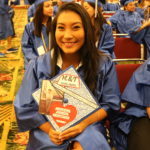 Student Honors Father, Who Passed Away, at KCC's Commencement