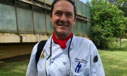 KCC Culinary Professor Shares Royal Ties