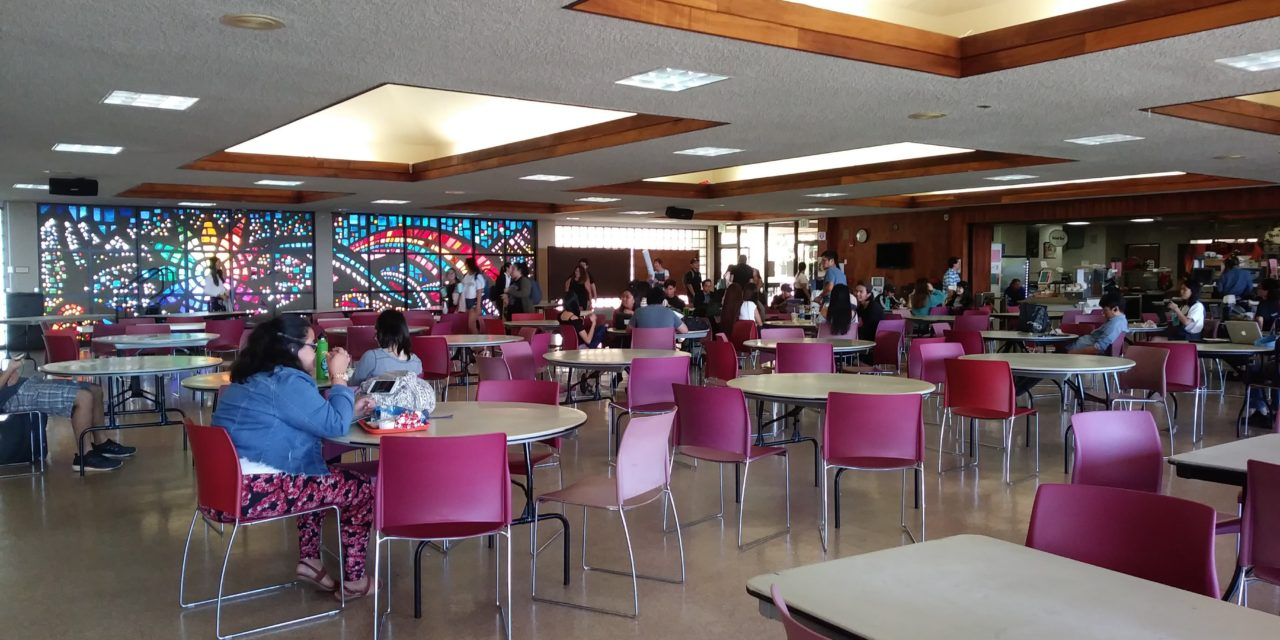 ʻŌhiʻa Cafeteria to Close for Renovations
