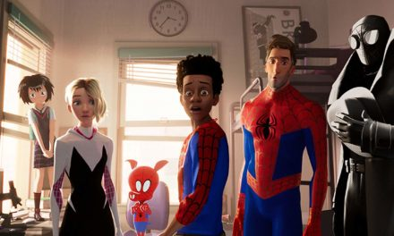 Review: 'Spider-Man: Into the Spider-Verse' 'Thwips' Past Own Hype
