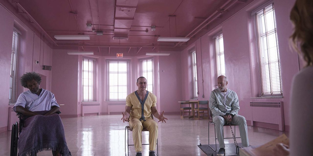 Review: 'Glass' An Unexpected Thriller