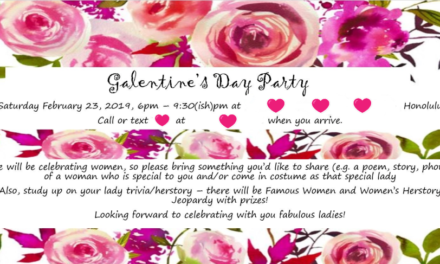 Thanks To A Dating App, I'm Celebrating Galentine's Day