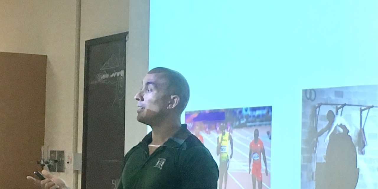 Ask A Professor: Sports Science