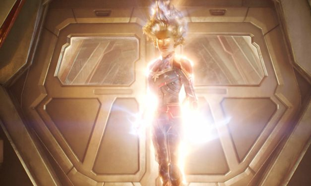 Review: 'Captain Marvel' Blasts Her Way Through Spaceships, Into Our Hearts