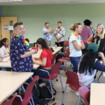 Students, Faculty, Allies Gather at Safe Space Social