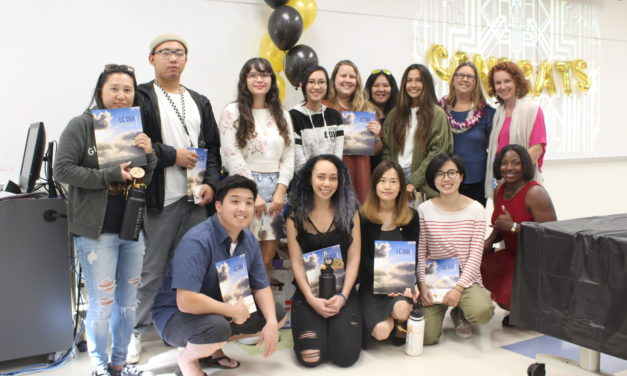 BOSP Journal Release Party Recognizes Student Work