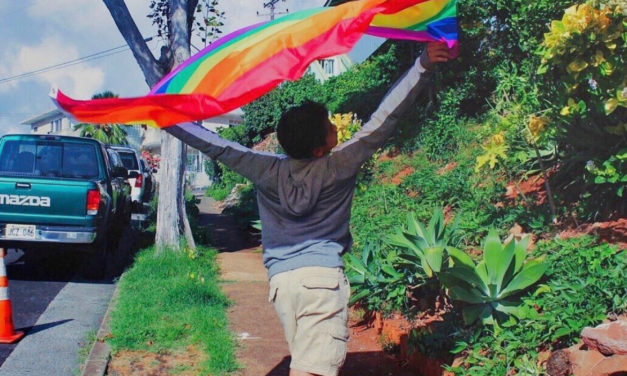 KCC Student Shares Coming Out Experience